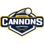 Cannons Champions Lacrosse Logo Template Thumbnail