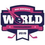 World Ice Hockey Tournament logo template Thumbnail