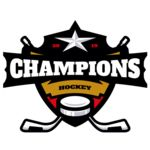 Champions Hockey logo template 02 Thumbnail