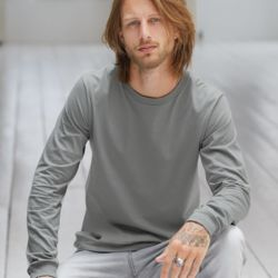 Lightweight Fashion Long Sleeve T-Shirt Thumbnail
