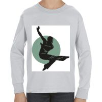 Classic Youth Long Sleeve Tee Thumbnail